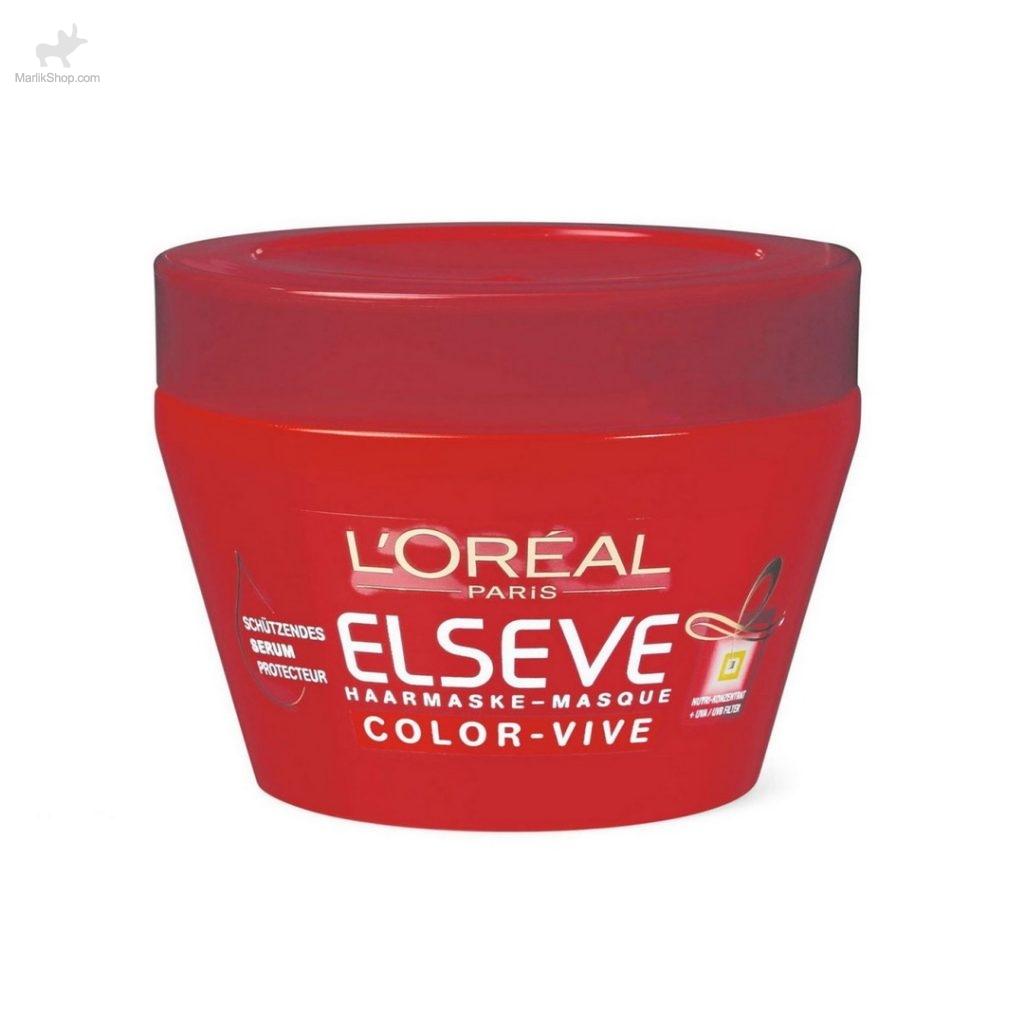 ماسک مو اورآل رنگ شده داخل حمام