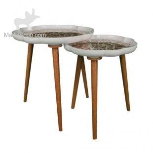 میز عسلی لوتوس ۷۳۴