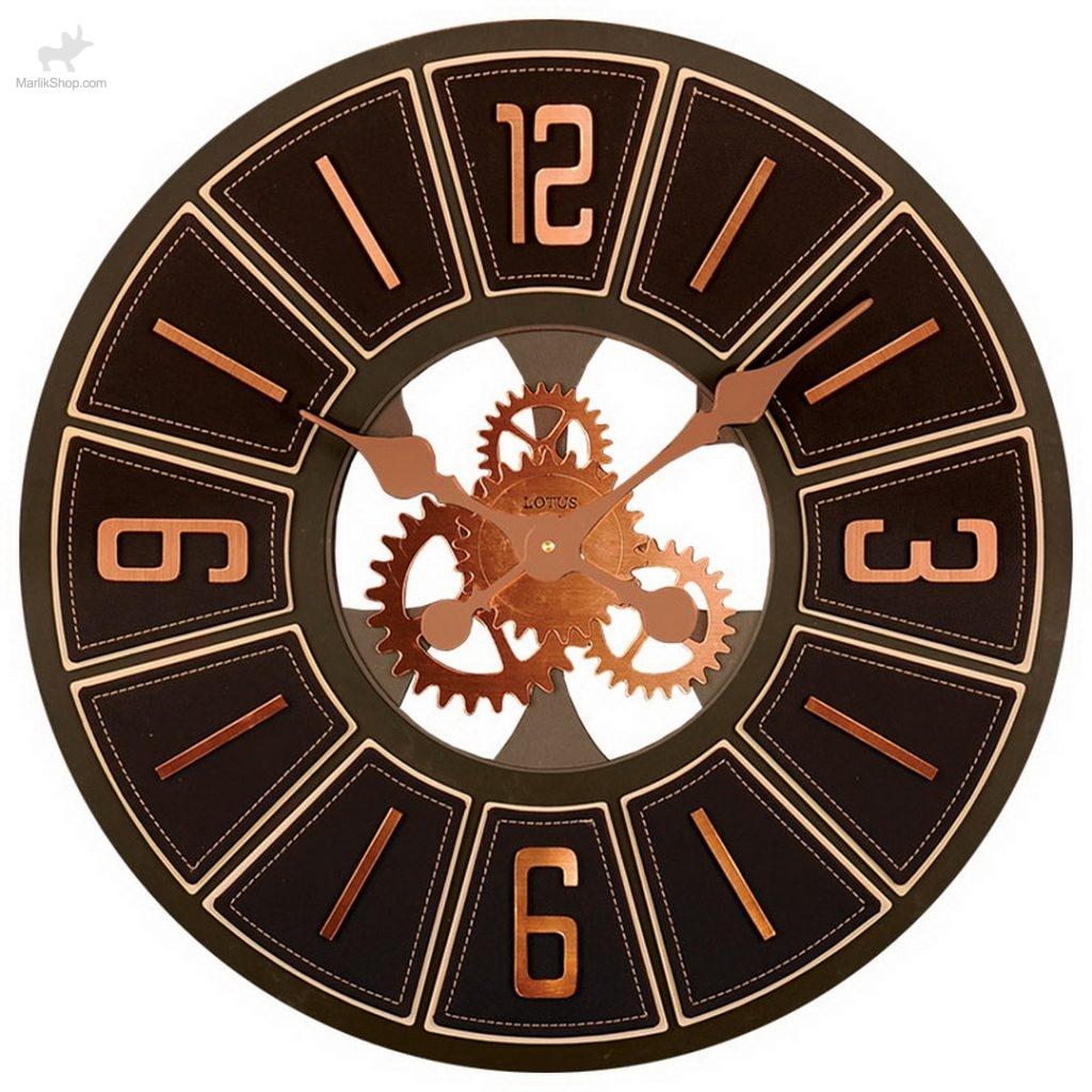 ساعت چرمی لوتوس LC-2203-ROSEGOLD