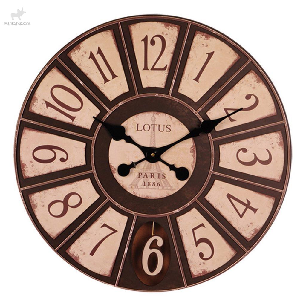 ساعت مدرن آمریکایی لوتوسMA-3304
