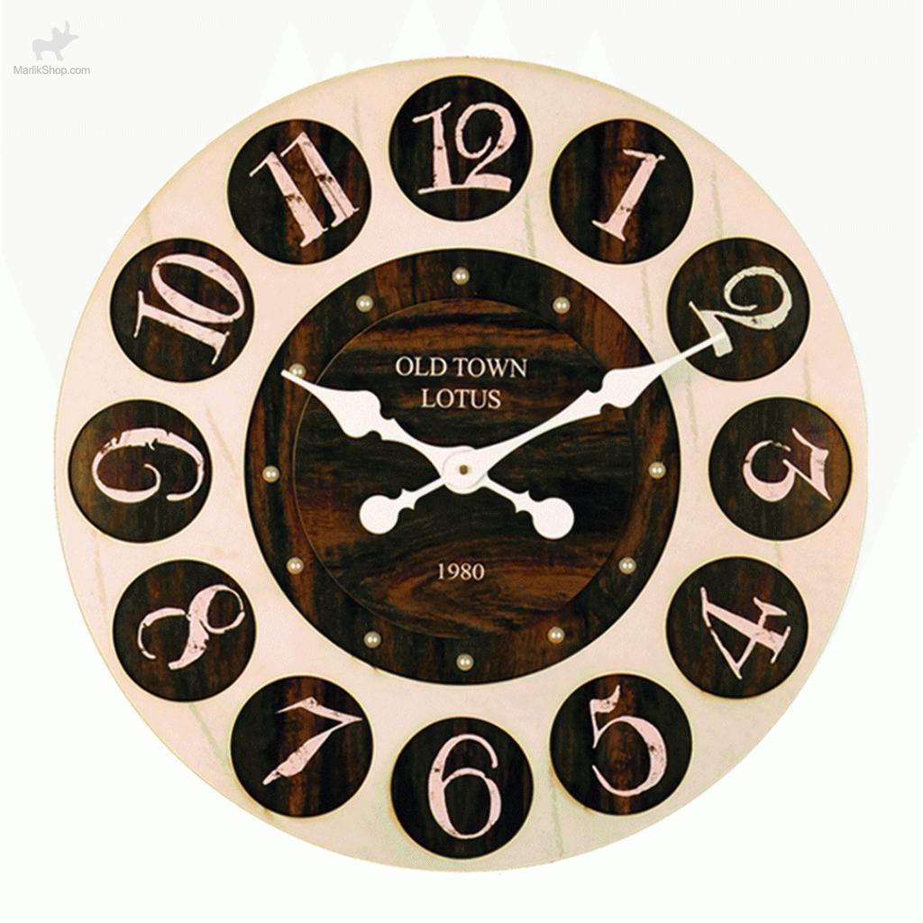 ساعت مدرن امریکایی لوتوس MA-3325