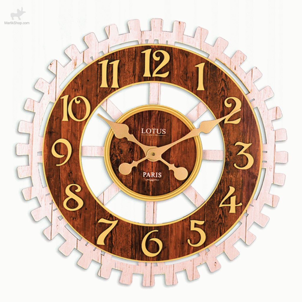 ساعت مدرن امریکایی لوتوس MA-3329