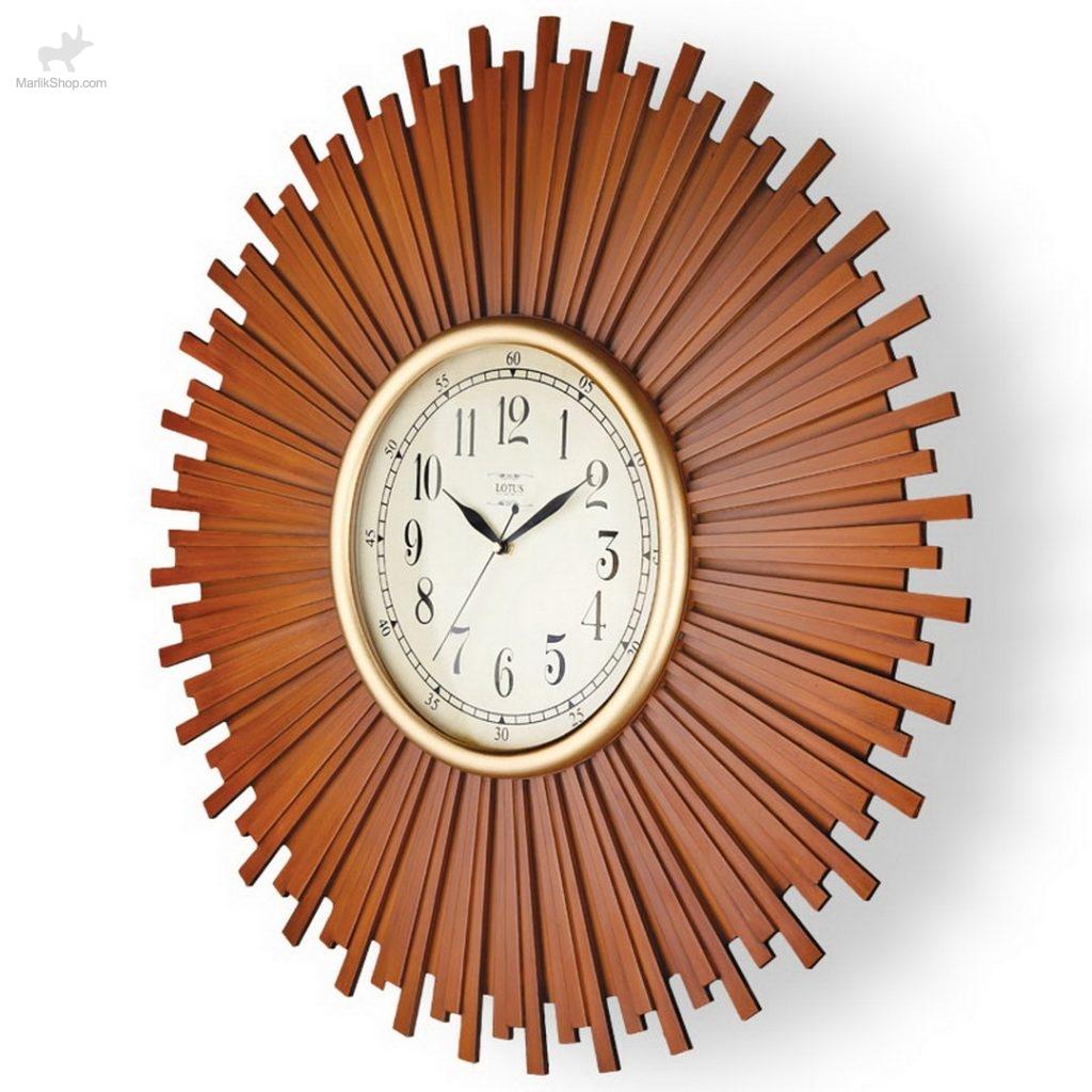 ساعت چوبی لوتوس W 6900-WAL