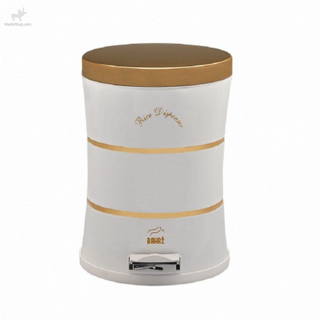 سطل زباله  ›  سطل پدالدار ۱۴ لیتری کمر باریک Silent