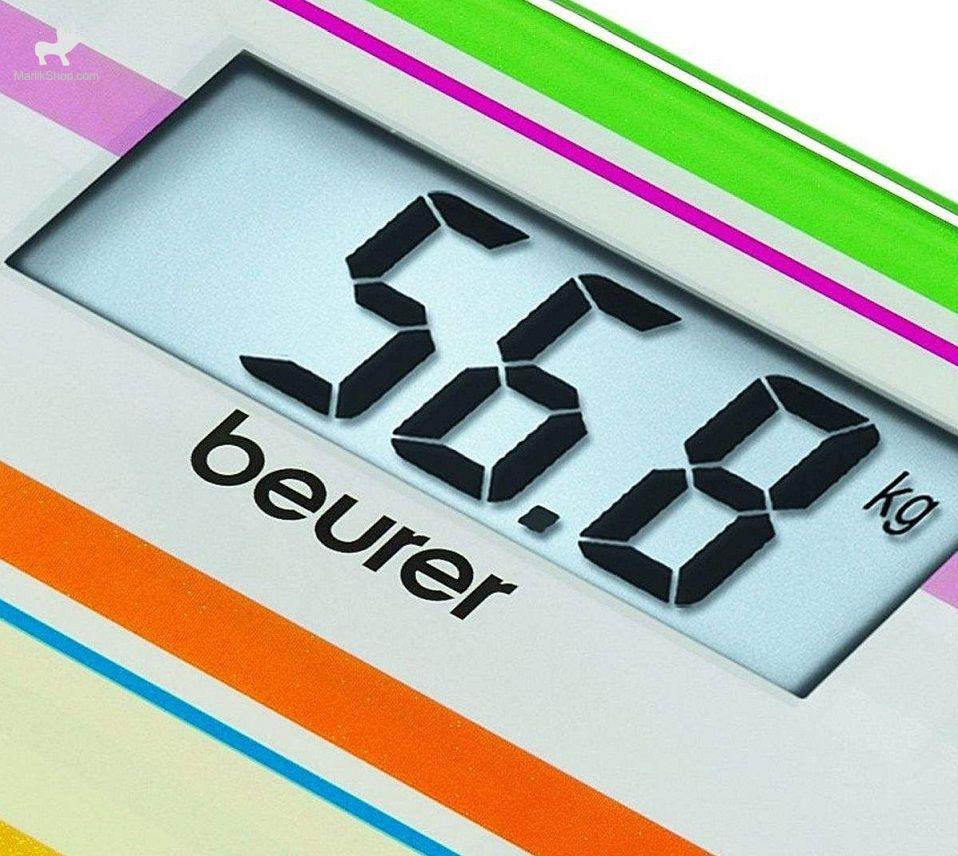 ترازو وزن دیجیتال بیورر مدل: GS27