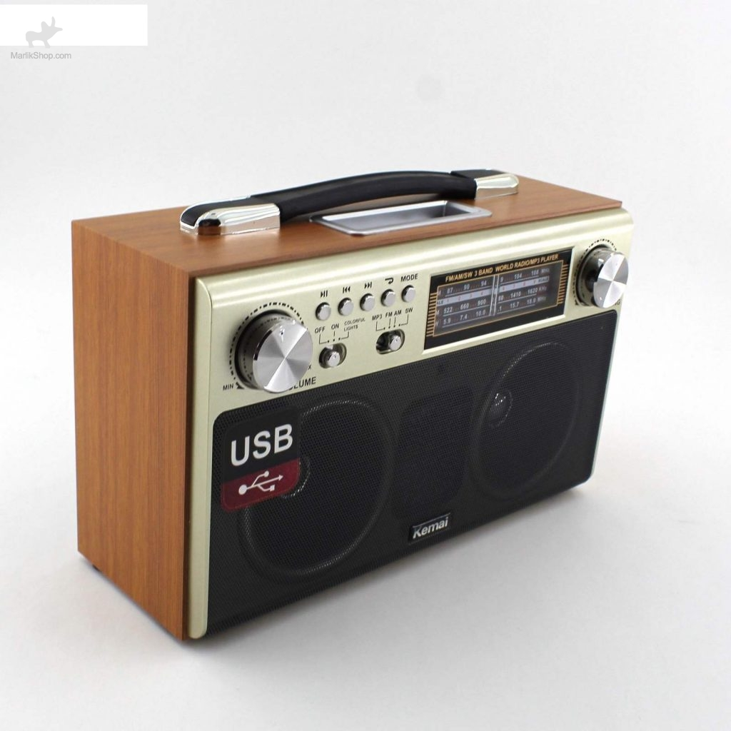 رادیو کیمای مدل MD-1702BT