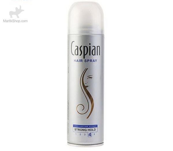 اسپری حالت دهنده مو کاسپین  مدل Hair Spray حجم ۱۵۰ میلی لیتر