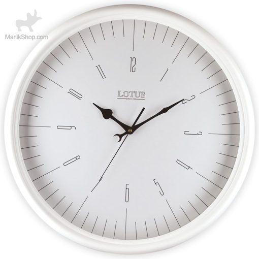 ساعت دیواری لوتوس چوبی ۲۵۱