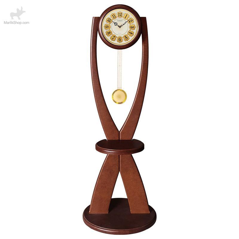 لوتوس ساعت ایستاده مدرن مدل MF-125-NEW COFFEE