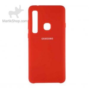 قاب سیلیکونی کد رنگ ۲ قرمز-Samsung A9 2018/A9 Star Pro/A9s