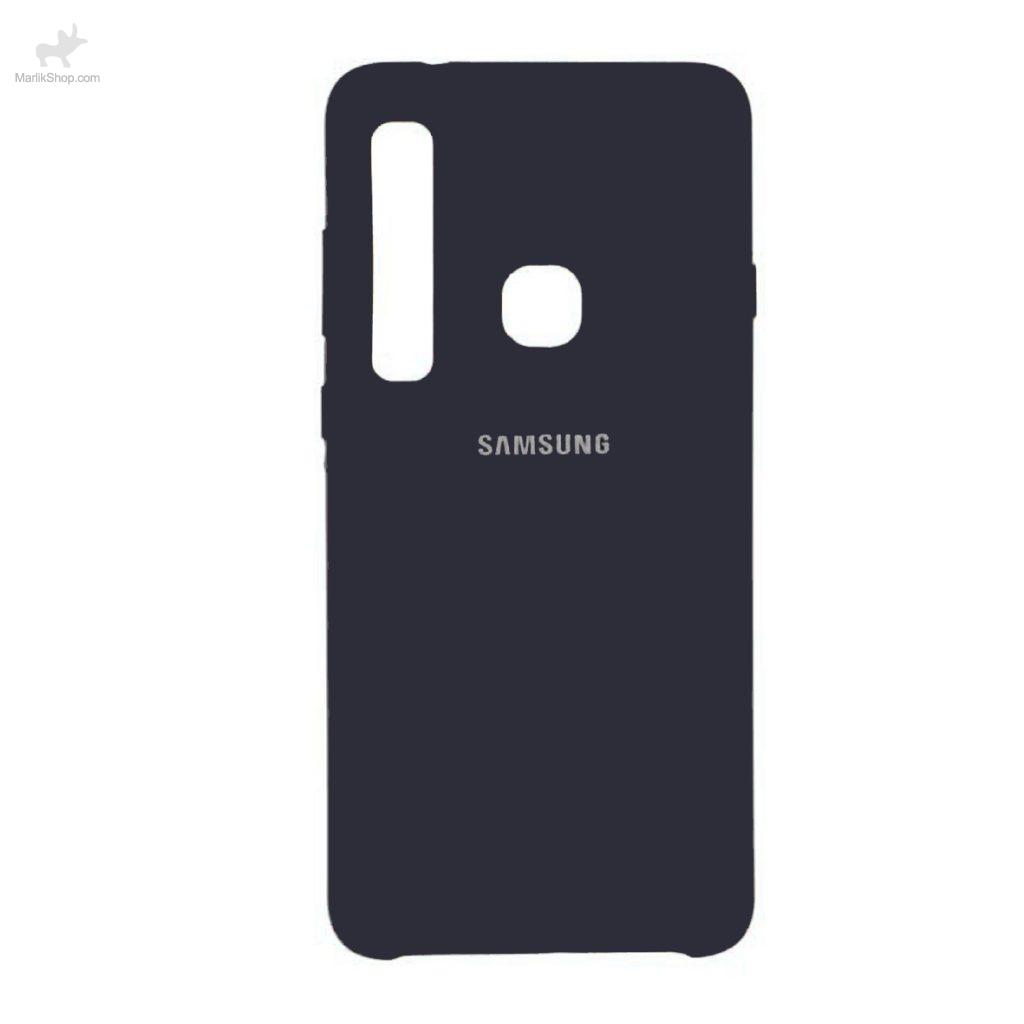 قاب سیلیکونی کد رنگ ۶ سرمه ای-Samsung A9 2018/A9 Star Pro/A9s