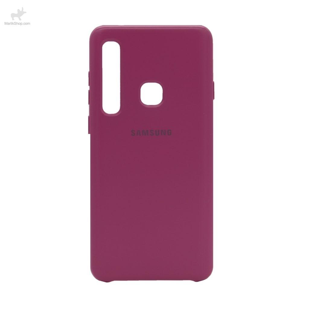 قاب سیلیکونی کد رنگ ۵ بنفش-Samsung A9 2018/A9 Star Pro/A9s