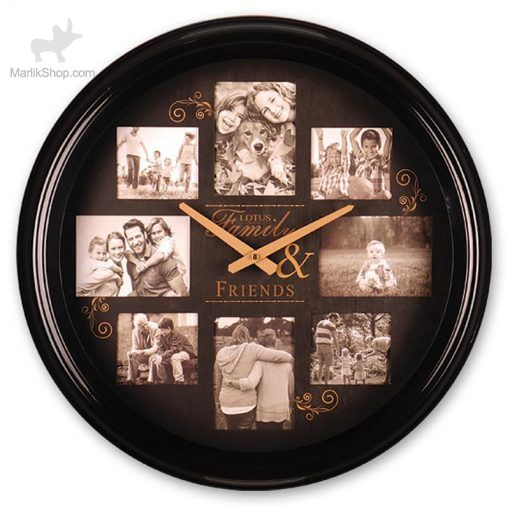 لوتوس ساعت دیواری فلزی  مدل ۱۷۰۰A