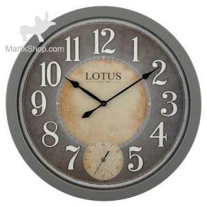 لوتوس ساعت دیواری چوبی W-8842