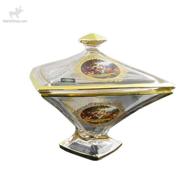 شکلات خوری بوهمیا مدل کوادرو لیمونژ