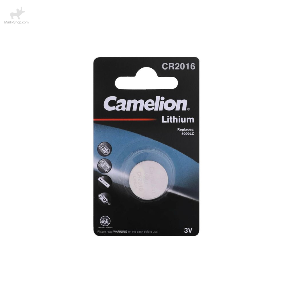 باتری سکه ای Camelion مدل CR2016