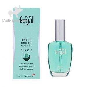 عطر زنانه Miss Fenjal EAU DE Toilette Classic-50ml