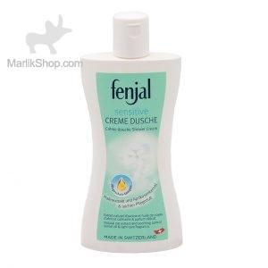 شامپو بدن پوست های حساس Fenjal Senstive Cream Dusche