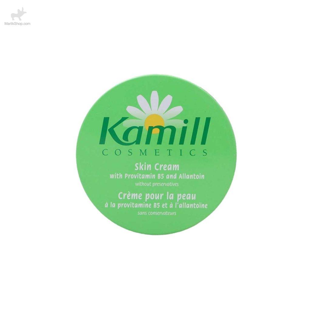 کرم کاسه ای دست و صورت Kamill حجم ۱۵۰ml