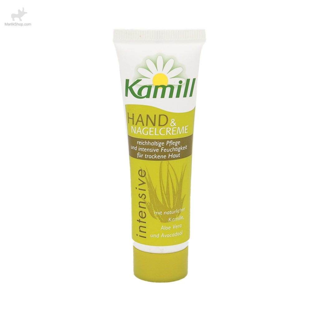 کرم دست و ناخن قوی Kamill