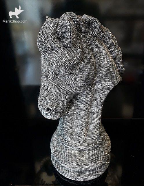 دکوری مهره شطرنج اسب