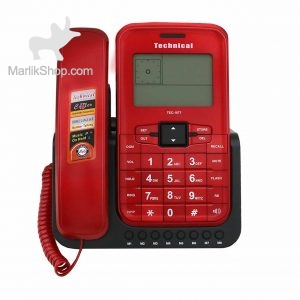 تلفن رومیزی تکنیکال TEC-1077