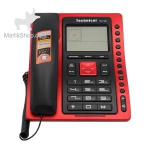 تلفن رومیزی تکنیکال TEC-1085
