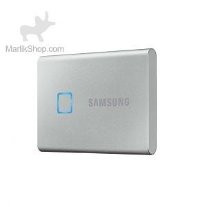هارد Samsung T7 Touch SSD ظرفیت ۵۰۰GB