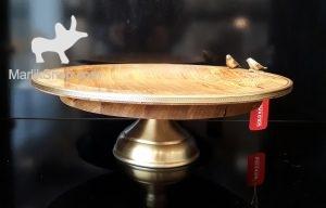 میوه خوری چوبی گلدکیش ۸۲۹۴۹۶