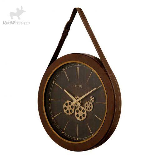 ساعت دیواری چرخ دنده ای لوتوس۴۰۰۴۰۱