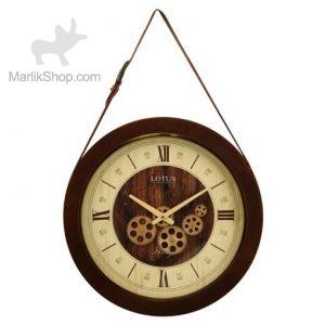 ساعت دیواری چرخ دنده ای لوتوس۴۰۰۴۰۳