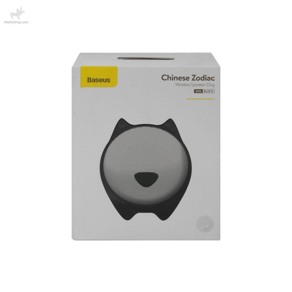 اسپیکر بی سیم Baseus مدل Dog E06-مشکی